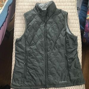 L.L. Bean Reversible Vest